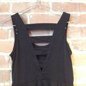 Ardene Dresses - Dress with spiked-straps and criss-cross back